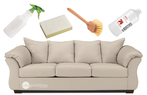 How to Clean Your Sofa